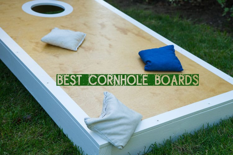 The 7 Best Cornhole Boards For Every Player in 2020