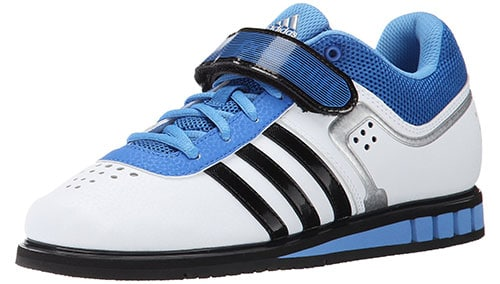 Deadlift In Adidas Powerlift Shoes