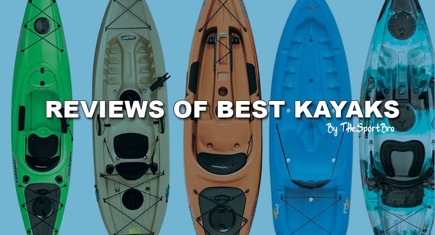 8 Best Kayaks For Different Prices In 2018