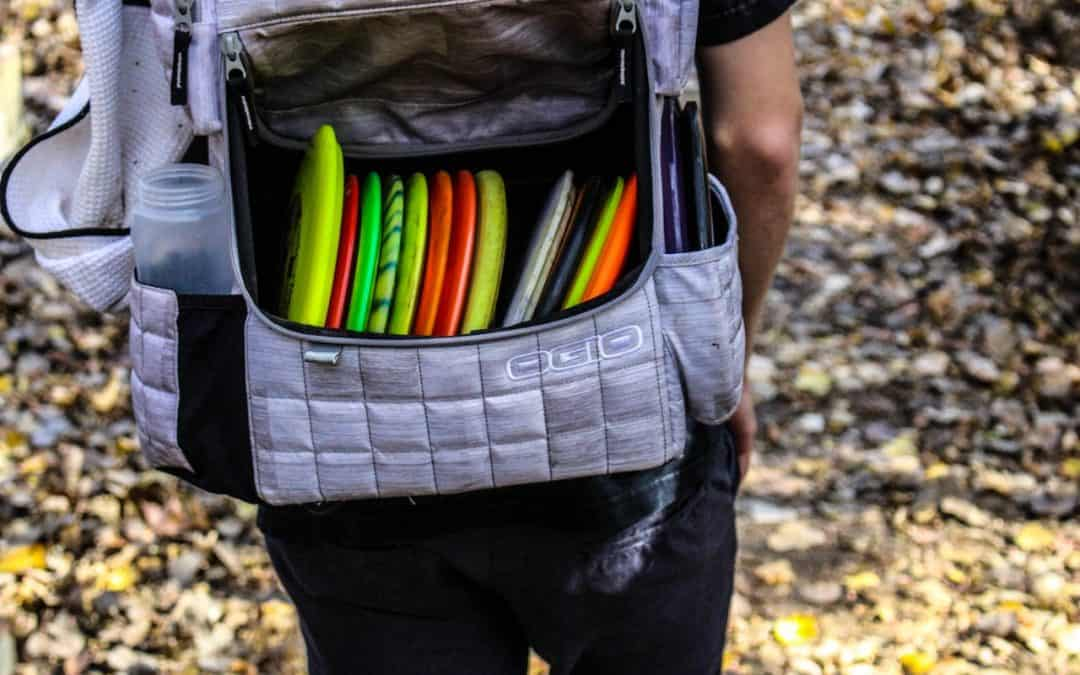 5 Best Disc Golf Bags And Backpacks With Buying Guide in 2020!