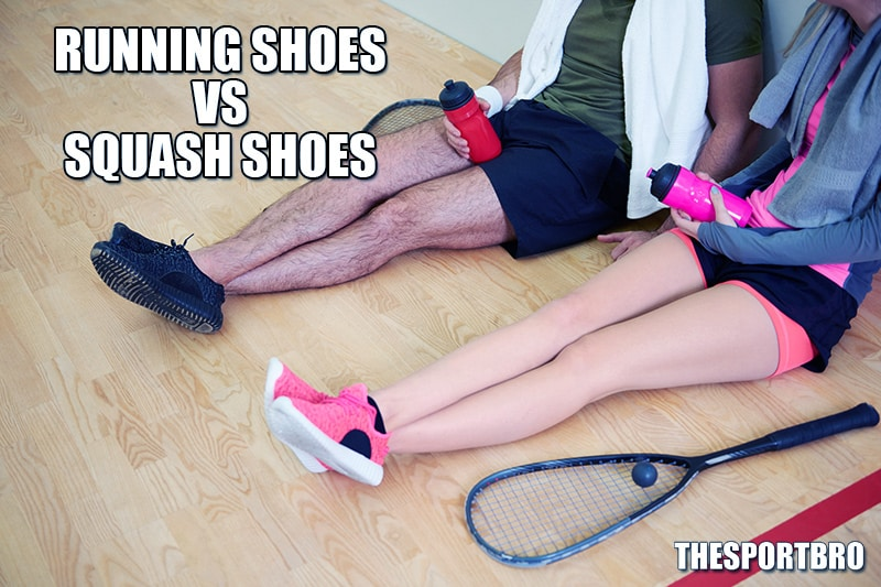 Shoes For Running, Squash, Volleyball, And Indoor Courts Compared!