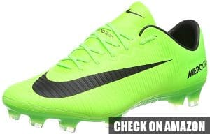 d5b3f09f9 11. NIKE Men s Mercurial Vapor XI FG Soccer Cleats. Are you on the lookout  for lightweight shoes that will ...