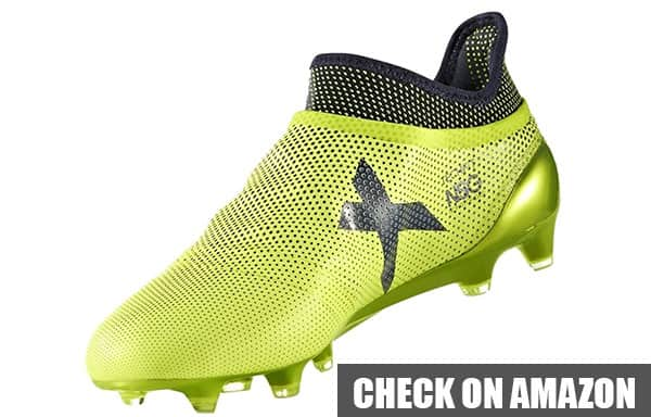 f54f28342 Adidas X 17+ PURESPEED Firm Ground Soccer Cleats