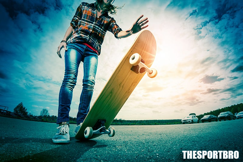 6 Best Skateboard For Beginners! – 2019 | Wood And Plastic