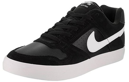 It does not get more classic than NIKE, and within NIKE's shoe line, it does not get more classic than the Men's SB Delta Force Vulc Skate Shoe.