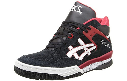 new styles f42e0 a03a8 GEL-Spotlyte basketball shoes, ASICS appealed to those who still value  classic 1980 s vibe. With its chunky construction and retro exterior, this  pair of ...