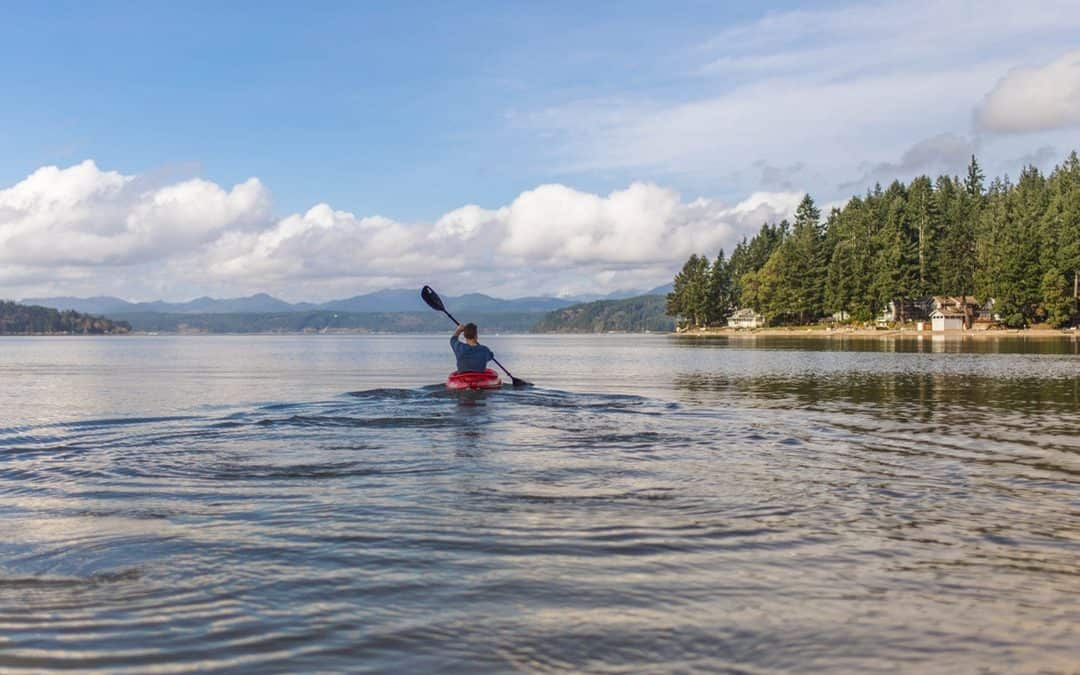 How Kayaking Can Free Your Soul